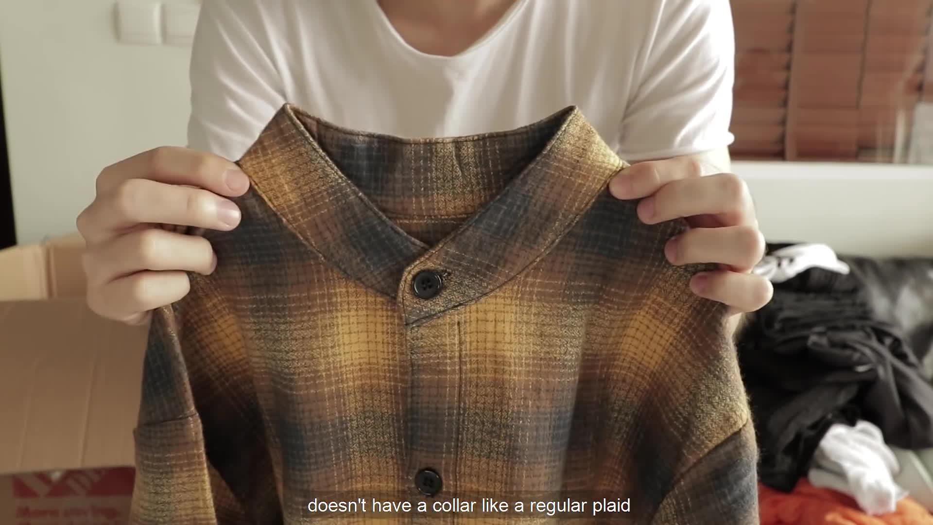 Unfinished shirt  cơn sóng mới càn quét street style giới trẻ ảnh 5