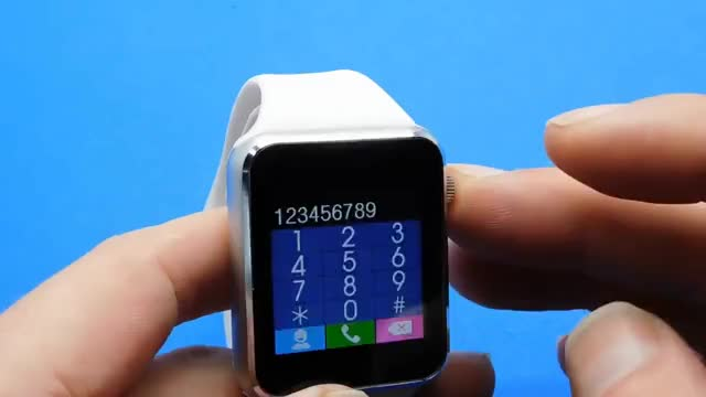 Watch Fake Apple i Watch Clone A1 SmartWatch & Camera Android iphone Smart Phone Facebook Twitter iwatch GIF on Gfycat. Discover more smartwatch GIFs on Gfycat