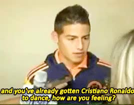 Watch and share Cristiano Ronaldo GIFs and Yes Embarrass Him GIFs on Gfycat