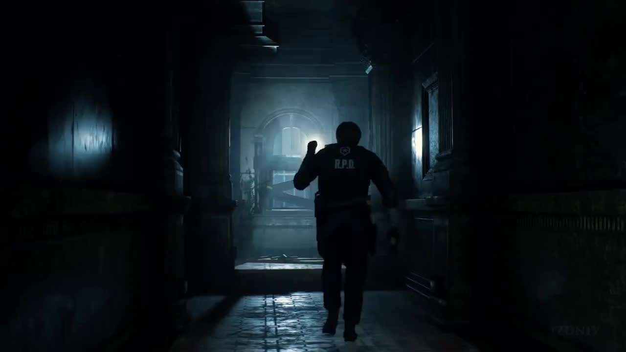 Resident Evil 2 Remake Walkthrough Gifs Search | Search & Share on