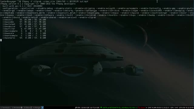 Watch and share Unixporn GIFs on Gfycat
