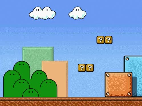Watch and share Mario Bros GIFs on Gfycat