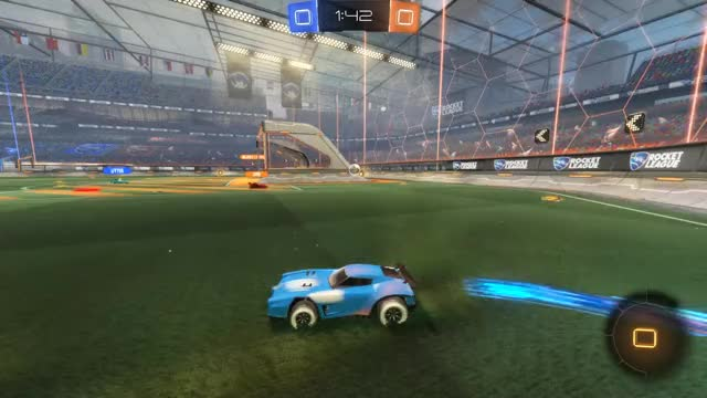 Watch Goal 1: 599 | xTheLyrxs GIF by Gif Your Game (@gifyourgame) on Gfycat. Discover more Gif Your Game, GifYourGame, Mad-Eagle, Rocket League, RocketLeague GIFs on Gfycat
