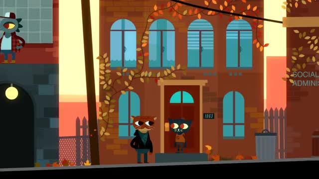 Watch NitW - Laws Are Useful GIF by @falindrith on Gfycat. Discover more night in the woods, nitw, video games GIFs on Gfycat