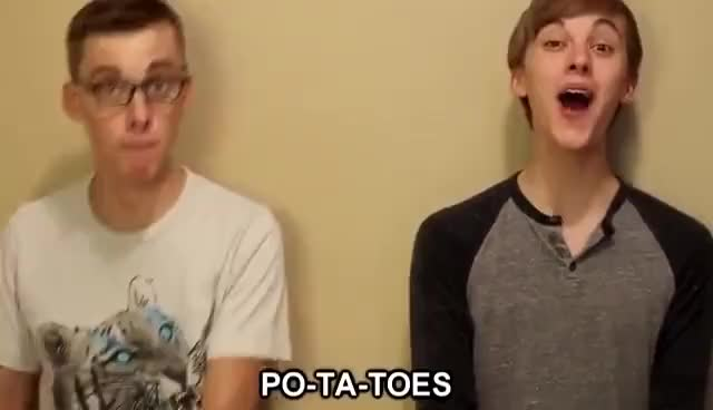 Watch PO-TA-TOES GIF on Gfycat. Discover more Funny, Jon Cozart, potatoes GIFs on Gfycat