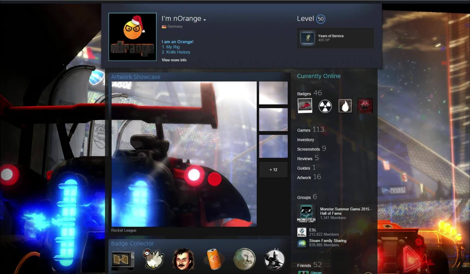 how to use a gif as steam profile picture