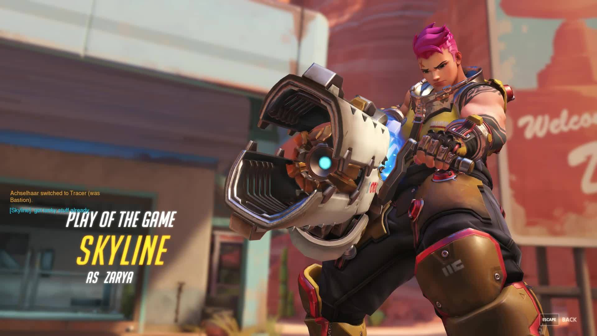 imagesofrussia, overwatch, In Soviet Russia game plays you! GIFs