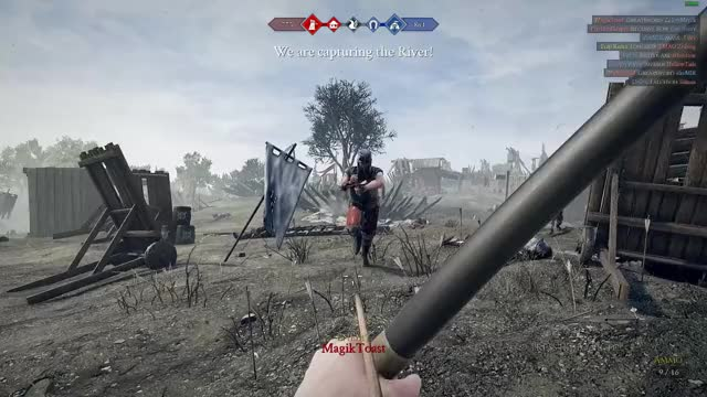 Watch and share Mordhau GIFs by roodle on Gfycat
