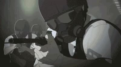 Watch ajin The Badass Satou GIF by @billy08 on Gfycat. Discover more badassmove GIFs on Gfycat