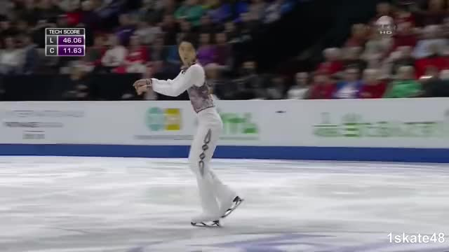 Watch this ice skating GIF by Irina Niculiu (@irinan) on Gfycat. Discover more 1skate48, 2016 skate canada, 2016 yuzuru hanyu sp, grand prix canada, ice skating, sc, short program, skate canada, sp, yuzuru hanyu, yuzuru hanyu prince, 羽生結弦 GIFs on Gfycat
