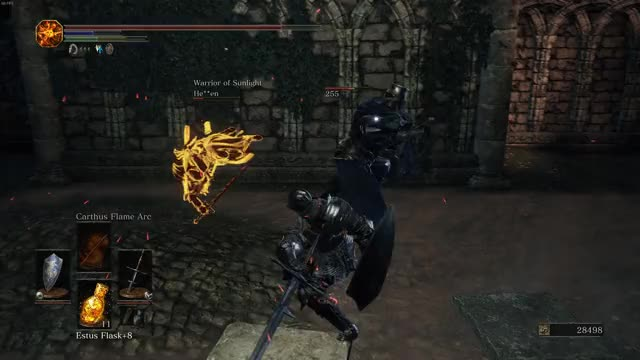 Watch and share Darksouls3 GIFs and Hitboxporn GIFs on Gfycat