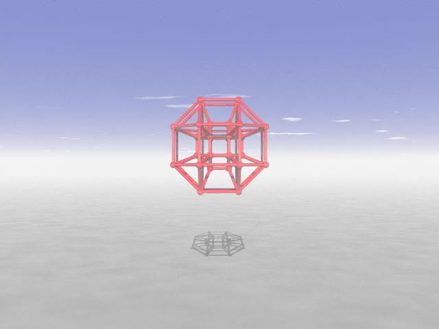 Watch and share Geometry GIFs and Povray GIFs by Stéphane Lambert on Gfycat