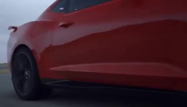 Watch and share 2017 Chevrolet Camaro ZL1: Meet The Supercar Destroying Camaro! - Ignition Ep. 168 GIFs on Gfycat
