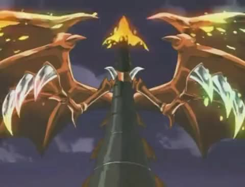 slifer the sky dragon find make share gfycat gifs