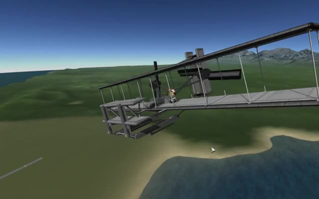 Watch and share KSP Wright Flyer GIFs on Gfycat