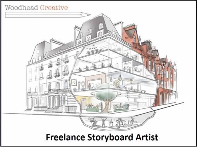 Watch and share Storyboard Artist GIFs by woodheadcreative on Gfycat