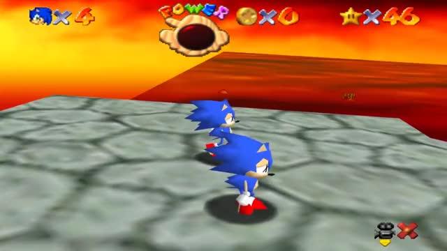 Strim Trims - Super Sonic 64 ft. Scott Falco & Zyzx_ [Part 1]