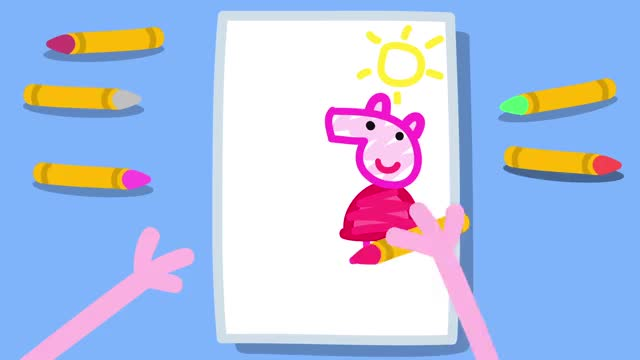 Watch and share Peppa And Suzie GIFs by Summer on Gfycat