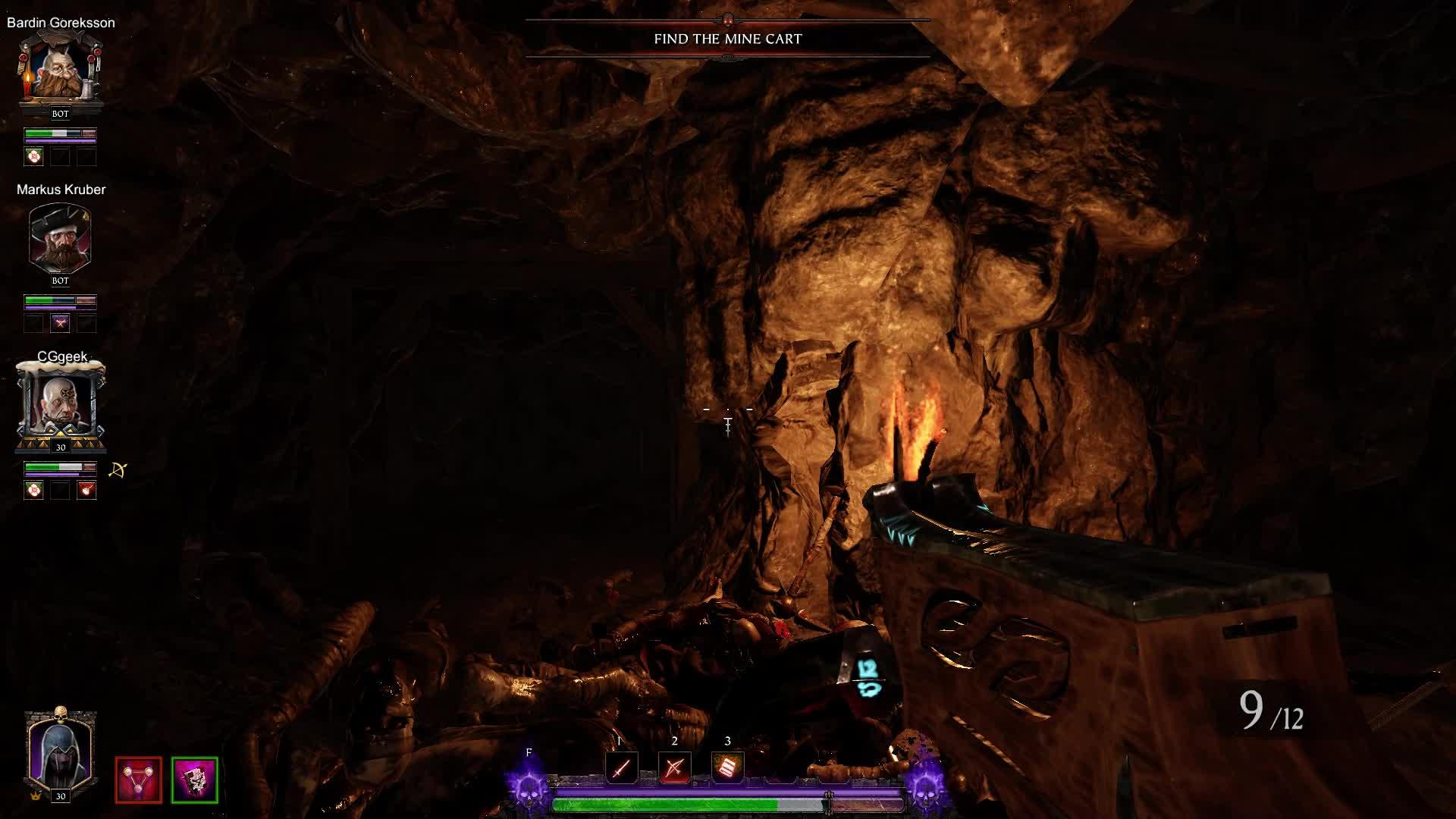 vermintide, Warhammer Vermintide 2 2019.04.02 - 22.36.56.03.DVR GIFs