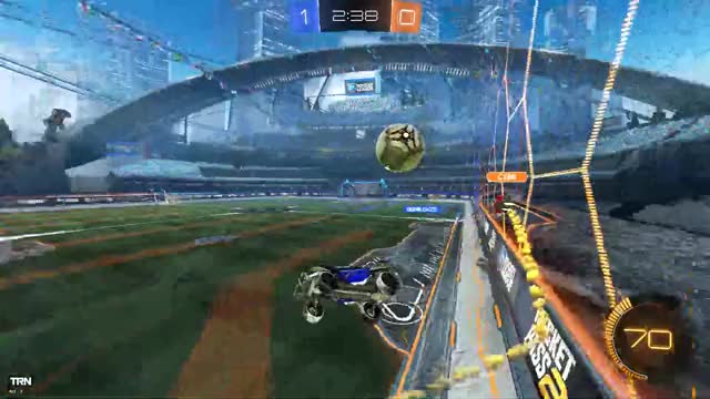 Watch and share Goal #Rocket League | Captured By #Overwolf GIFs on Gfycat