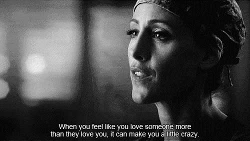 Watch and share # Love# Gifs# Quote Gifs# Grey's Anatomy# Unrequited Love# Broken# Unrequited Feelings -quotes GIFs on Gfycat