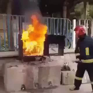 Watch and share Firefighter GIFs and Fireman GIFs on Gfycat