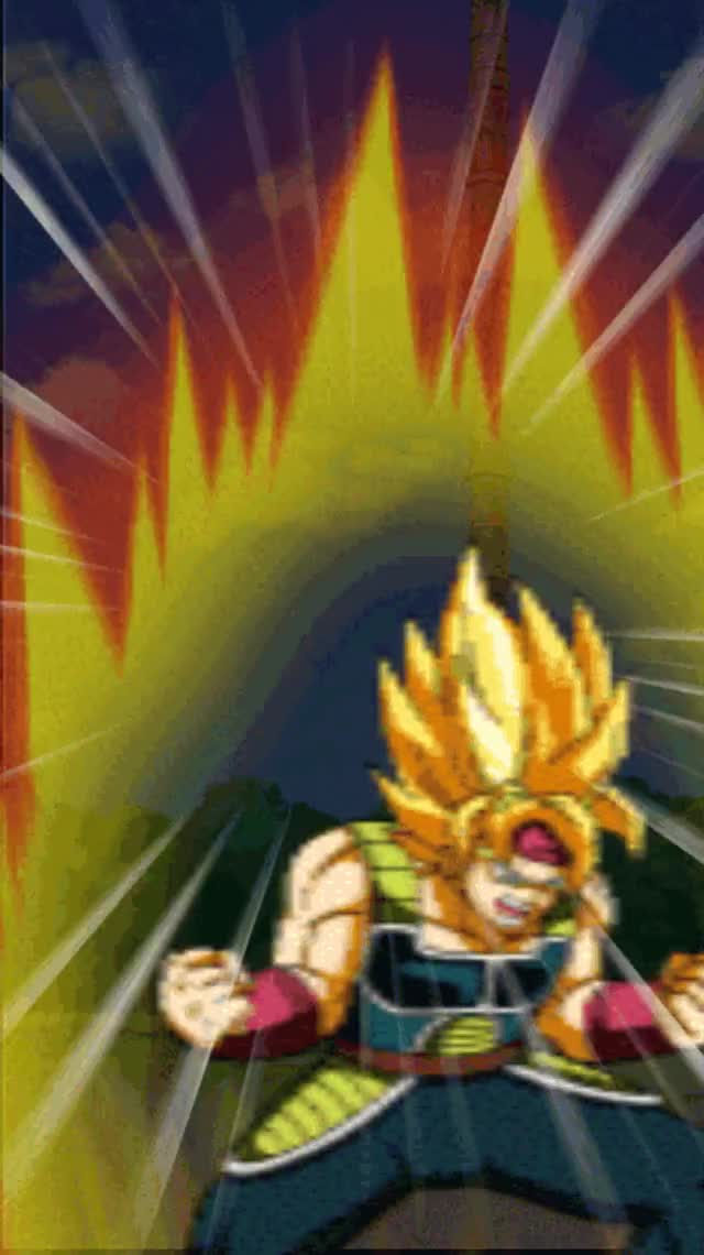 Watch and share Super Saiyan Bardock Special Attack GIFs by hooptroop on Gfycat