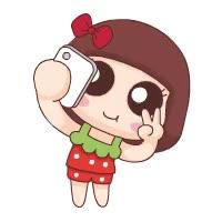 Watch and share GIF表情圖 - 麥拉風039.gif @ Tiana 的相簿 :: 痞客邦 PIXNET :: animated stickers on Gfycat