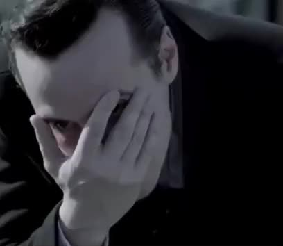Watch this disappointed GIF by GIF Queen (@ioanna) on Gfycat. Discover more Andrew Scott, Disappointed, GIF Brewery, Moriarty, Sherlock, roof GIFs on Gfycat