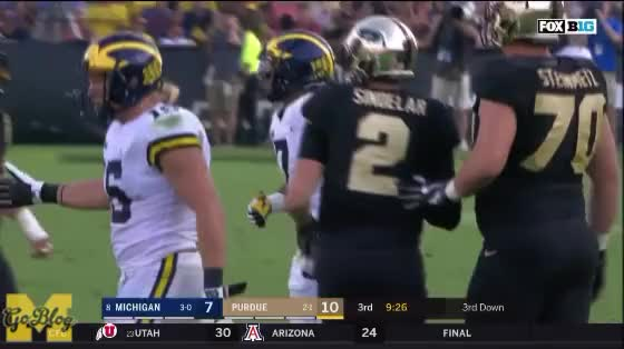 Watch and share Chase Winovich GIFs and Celebration GIFs by MGoBlog on Gfycat