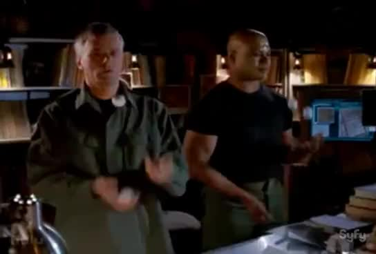 Juggling, Stargate, Stargate SG-1, Juggling GIFs