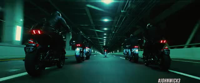 Watch this advert GIF by John Wick: Ch 3 - Parabellum (@johnwick) on Gfycat. Discover more fight, john wick, john wick 3, john wick chapter 3, john wick chapter 3 parabellum, keanu reeves, motorcycle GIFs on Gfycat