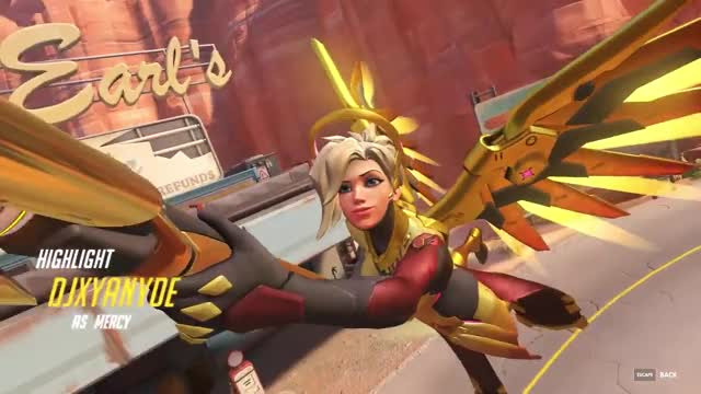 Watch Mercy 2v1 vs Mercy/McCree GIF by Twitch.tv/DJXyanyde (@xyanyde) on Gfycat. Discover more 2v1, Overwatch, mercy GIFs on Gfycat