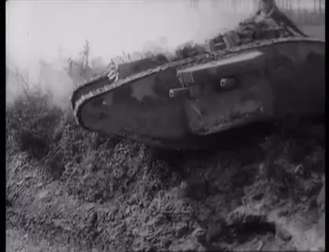 Watch and share WW1 TANKS GIFs on Gfycat