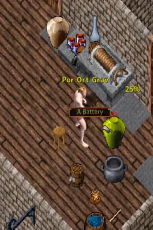 cakeforge, ultima online, Ultima Online alchemy GIFs