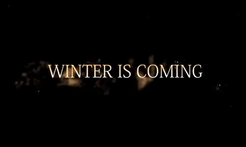 Watch and share Winter Is Coming GIFs on Gfycat