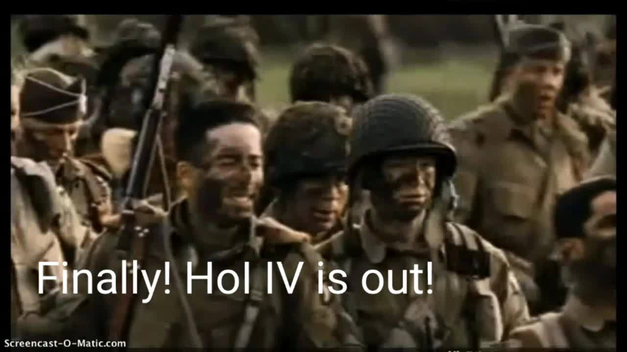 hoi4, Ready for the invasion? (reddit) GIFs