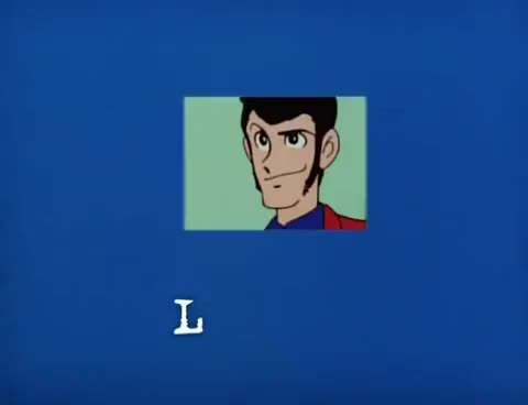 Watch and share Lupin Iii GIFs on Gfycat