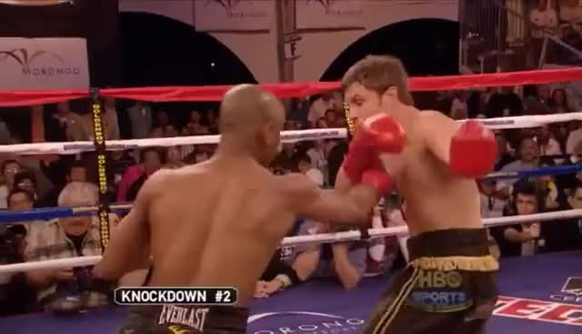 Watch Knockdown #2 slow-mo GIF on Gfycat. Discover more related GIFs on Gfycat