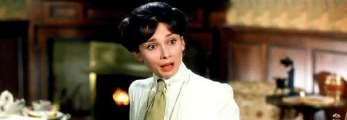audrey hepburn, scream, Finals week in Audrey Hepburn gifs GIFs