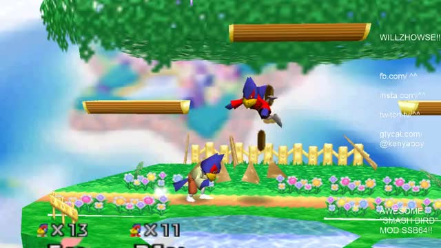 Watch and share Falco GIFs and Smash GIFs by SmashBro on Gfycat