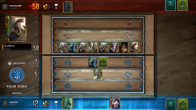 Watch Aard saves the day. GIF by @mahoda on Gfycat. Discover more gwent GIFs on Gfycat