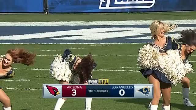 Watch Los Angeles Rams cheerleaders GIF by @cheerleaders on Gfycat. Discover more Super Bowl GIFs on Gfycat