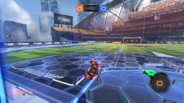 Watch and share Rocket League® GIFs by dmb717 on Gfycat