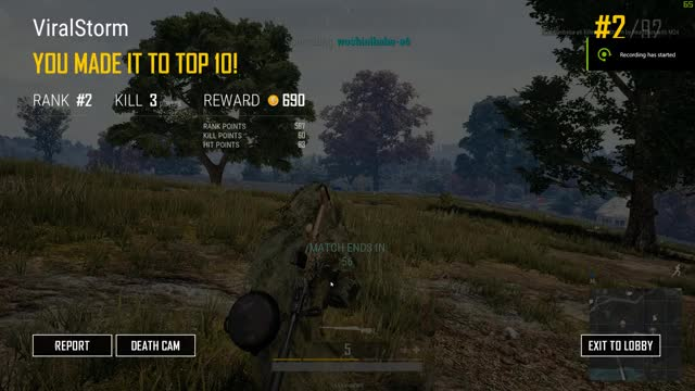 Watch and share Vlc-record-2018-02-06-23h56m44s-PLAYERUNKNOWN GIFs by sdweaver on Gfycat