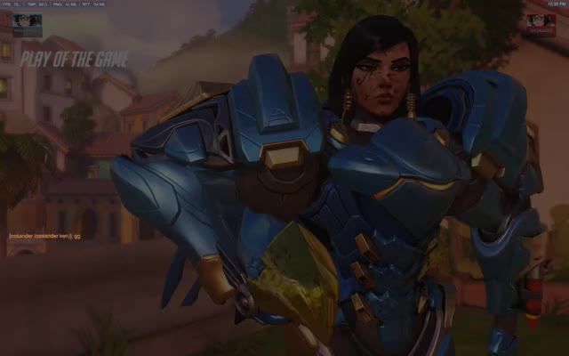 Watch and share Overwatch GIFs by bracktus on Gfycat