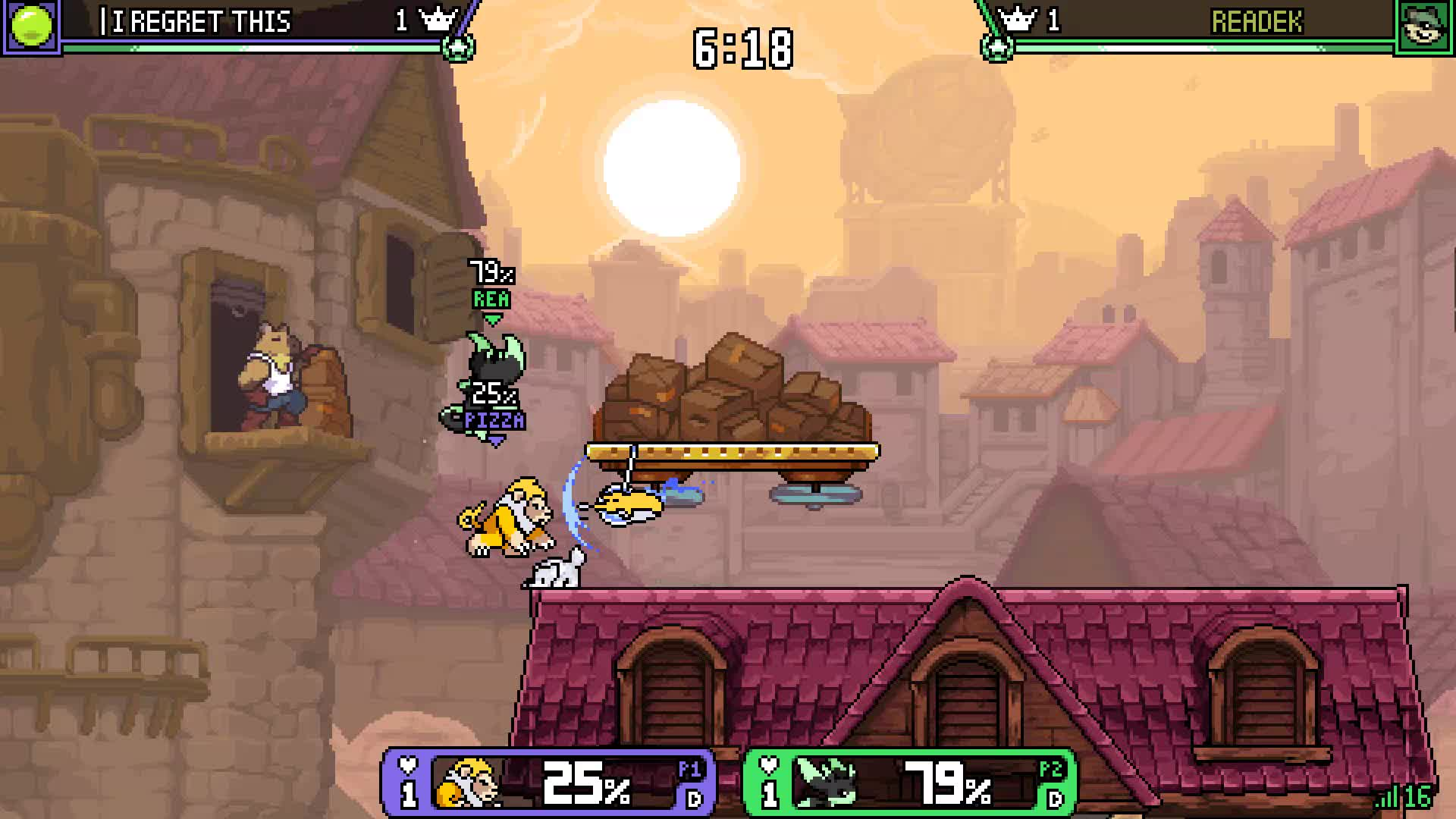 rivalsofaether, down you go GIFs