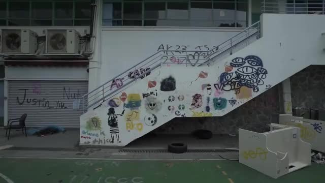 Watch What The Heck Is This! ( Abandoned School 1200 students went here ) GIF on Gfycat. Discover more All Tags, Island, School, abandoned, gopro, hike, legends, sony, story GIFs on Gfycat