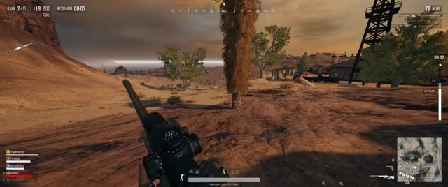 Watch and share Vlc-record-2018-05-04-23h16m53s-PLAYERUNKNOWN GIFs on Gfycat