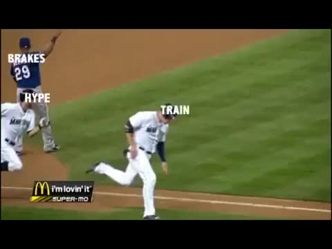 Watch HYPE TRAIN GIF on Gfycat. Discover more Mariners, baseball, nfl GIFs on Gfycat
